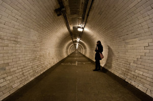 Fear of confined spaces